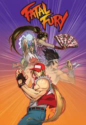 Fatal Fury By Mark25