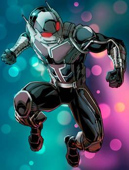 Ant Man By Carlos Gomez