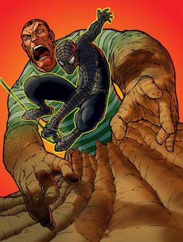 Spiderman 3 by Royce Southerland