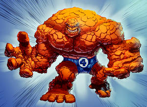 The Thing By Mike Bowden + Nicholas Gentile