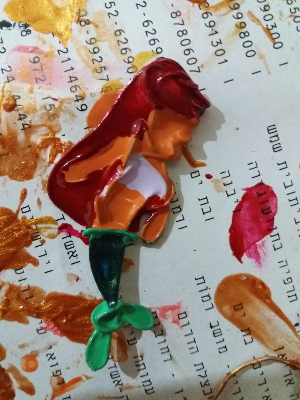 the little handmade mermaid by yiska13