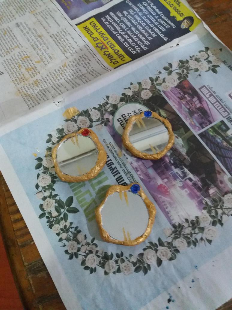 mirror mirror by yiska13
