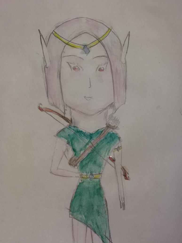 elf by yiska13