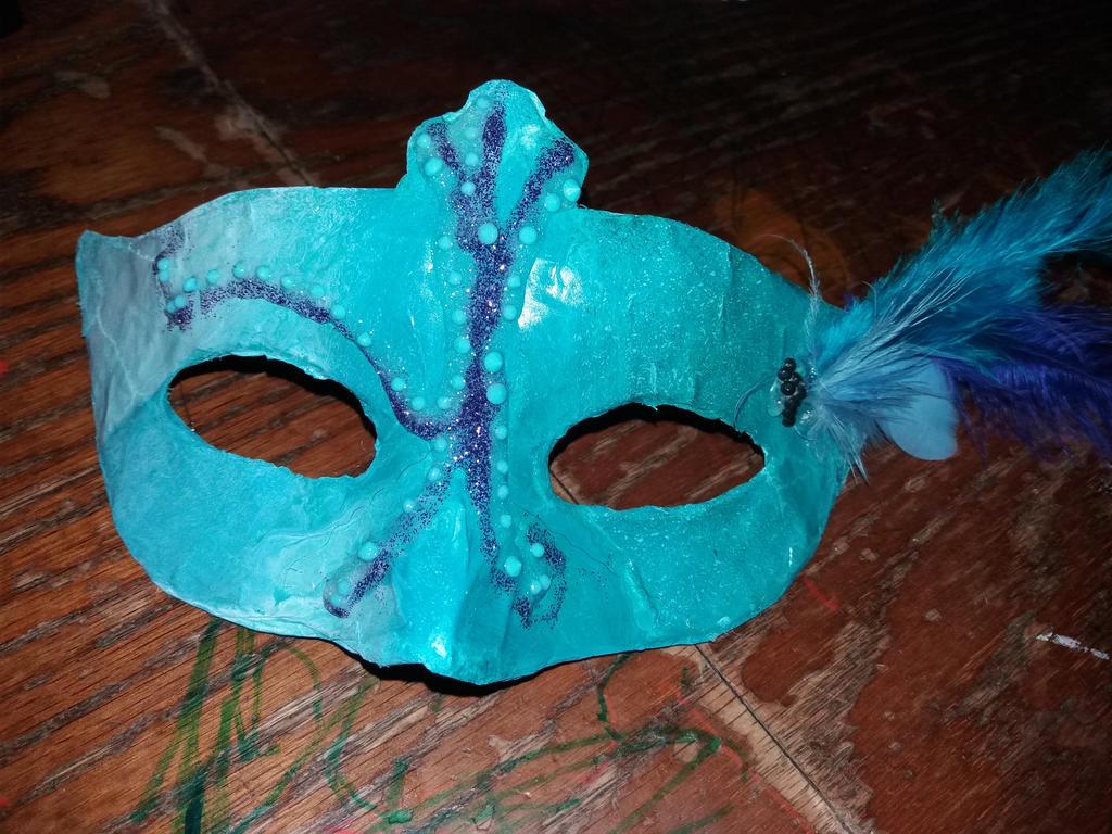 mask by yiska13