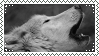 Wolf Howl Stamp by cc-10470