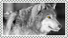 Wolf Stamp by cc-10470