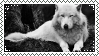 White Wolf Stamp by cc-10470