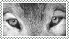 Monochrome Wolf Eyes Stamp (And other colors) by cc-10470
