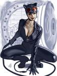 Catwoman DC