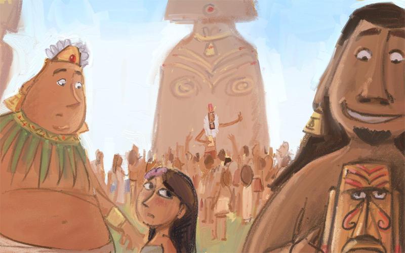 Moai Sale by Bakenius