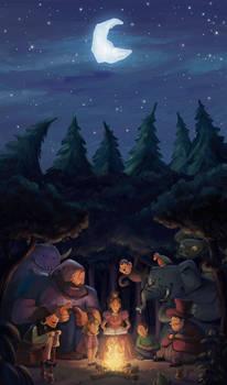 Storytelling time