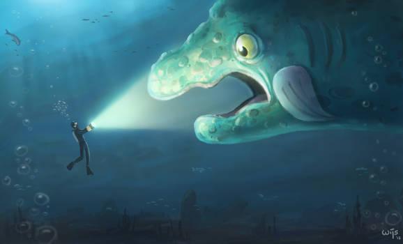 Fishy Scare