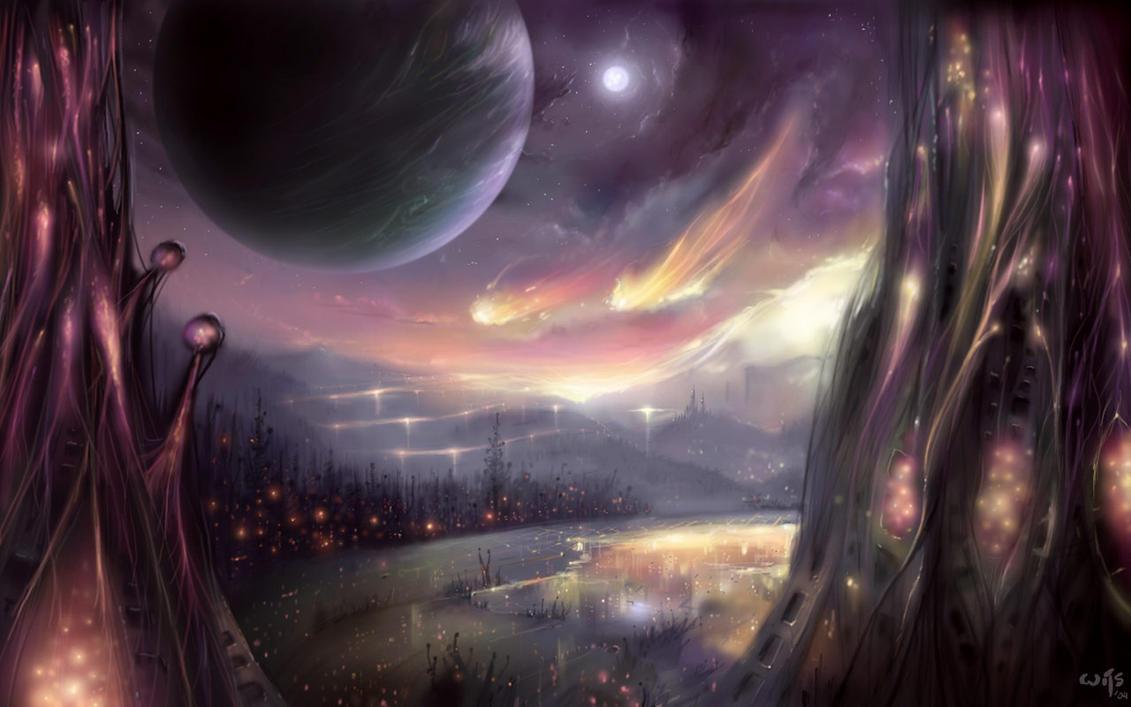 Living Planet by Bakenius