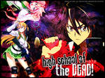 High School Of The Dead Design
