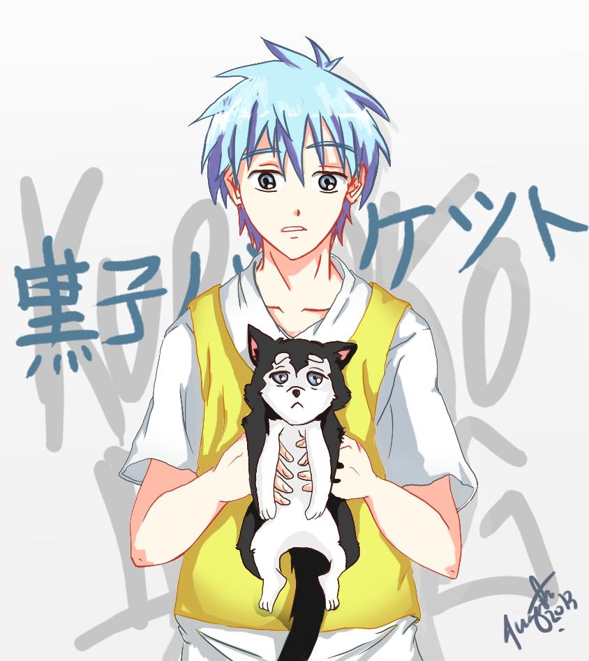 Popular Kuroko No Basuke Anime Adorable Dog - kuroko__s_dog_by_guto_strife_1-d62jkqo  You Should Have_324612  .png
