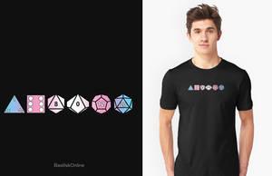 Transgender Pride (Polyhedrals)