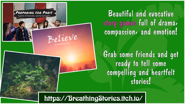 294 Breathing Stories Ads