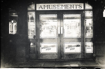 death of amusements. by mikimessedup