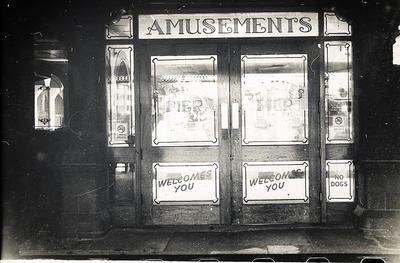 death of amusements. by mikimessedup