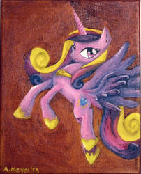 Princess Cadance by Kittychanann