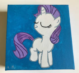 Filly Rarity by Kittychanann