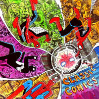 Amazing Spider-Talk: Classic Comics by CagsCreations