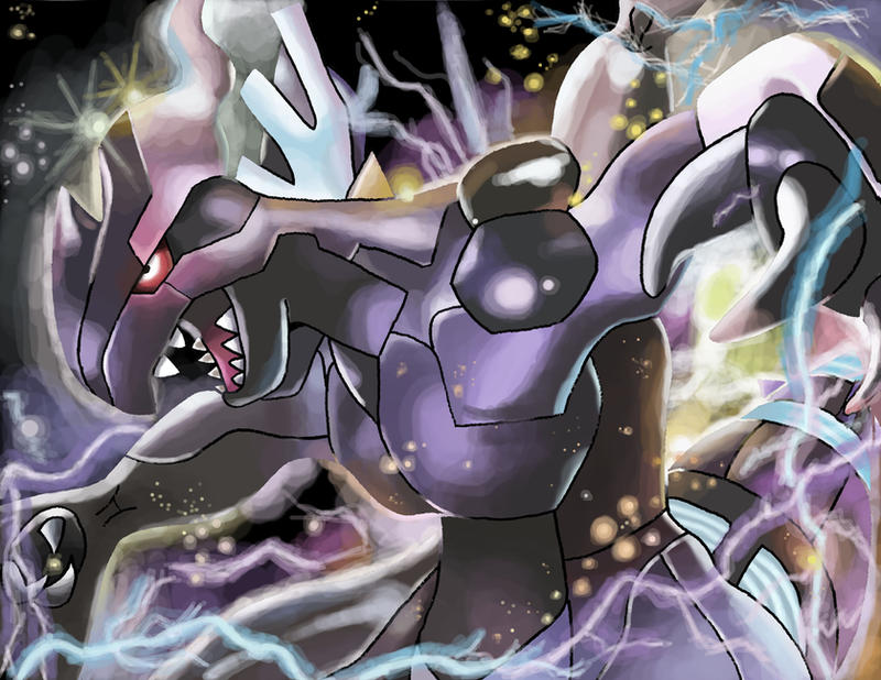 Zekrom's Charge by ECrystalica