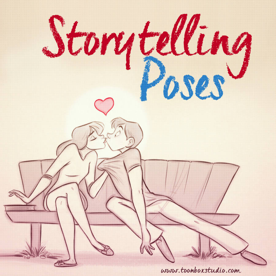 Storytelling Poses Training by ToonBoxStudio