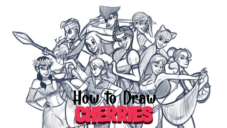 Female Character Design Course by ToonBoxStudio