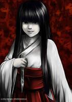 Hisame Kuze by Shadow-Shana