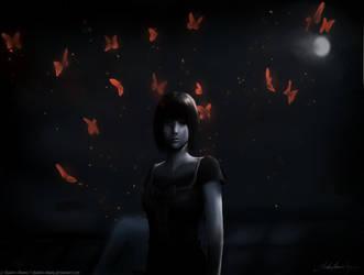 Crimson Butterflys