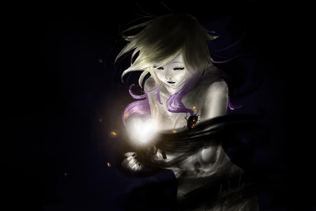 Sometimes I feel like... by Shadow-Shana