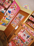 A corner of my room