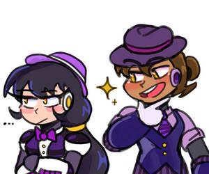 Yellow-purple Gang