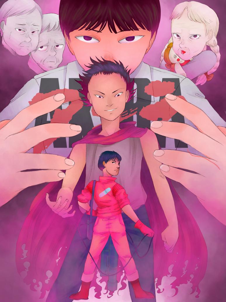 Akira by GREENM00SE