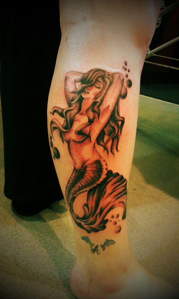 Mermaid Tattoo by Malitia-tattoo89