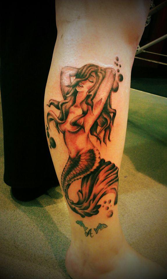 Mermaid Tattoo by Malitia-tattoo89