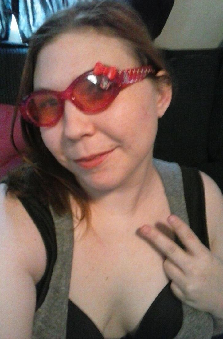 #Selfie Tagged by Twilyte-Muun