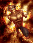 Wolverine by Ben Templesmith