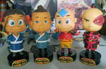 Avatar Bobbleheads