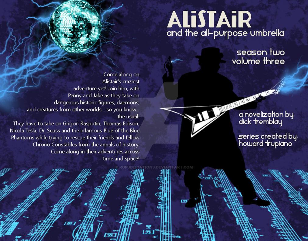 Alistair - Season Two: Volume Three by RGPublications