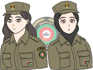 Palestinian National Security Forces