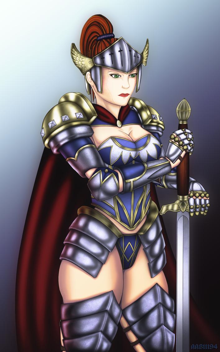 royal knight by alfiedoodoohead