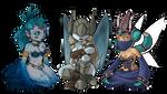 Monstergirl Team