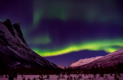 Norway- Northern Lights by quicksilver1212