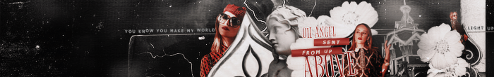 Banner: Oh Angel by Rosesylla