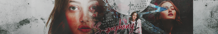 Banner: Symphony by Rosesylla