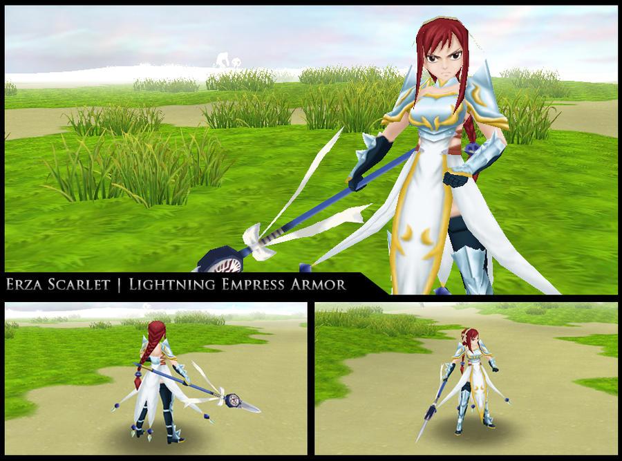 Erza s Lightning Empre...
