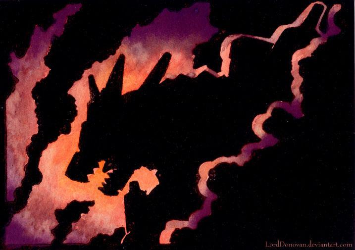 Dragon Engine by LordDonovan