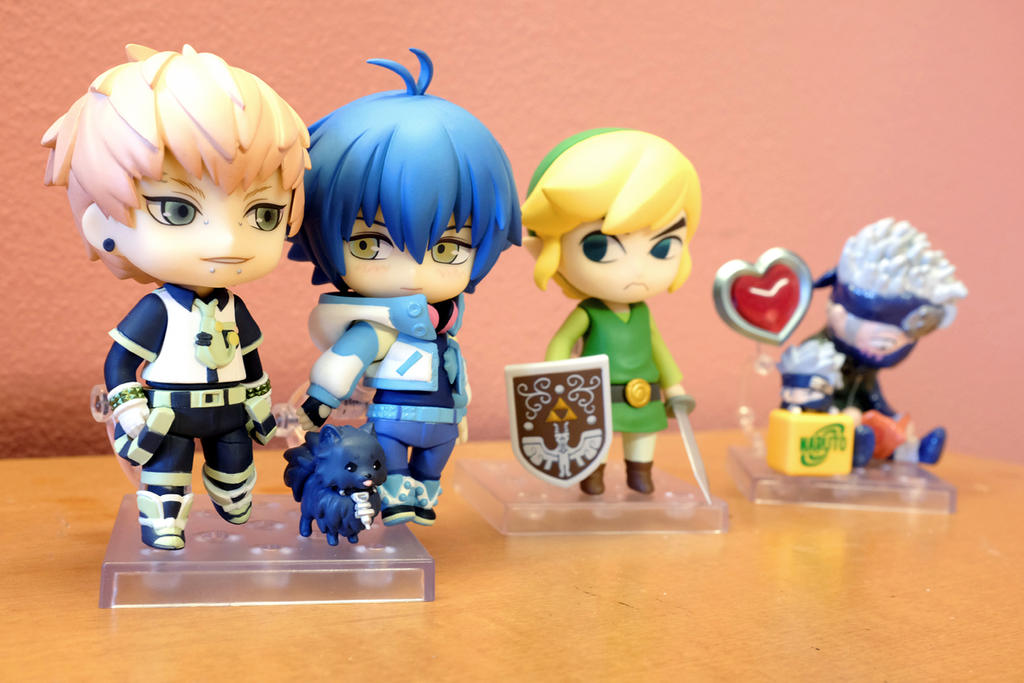 Noiz Joins the Party! by 0Banana0